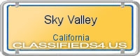 Sky Valley board